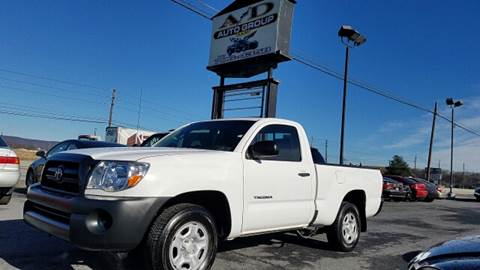 2006 Toyota Tacoma for sale at A & D Auto Group LLC in Carlisle PA