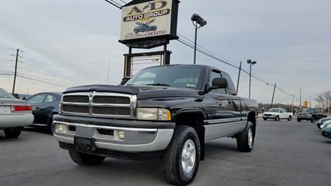 1999 Dodge Ram Pickup 1500 for sale at A & D Auto Group LLC in Carlisle PA