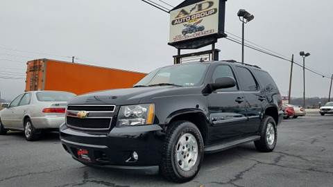 2007 Chevrolet Tahoe for sale at A & D Auto Group LLC in Carlisle PA