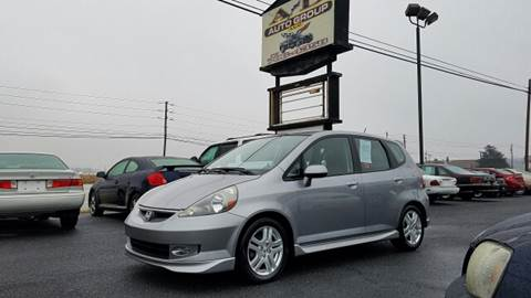 2007 Honda Fit for sale at A & D Auto Group LLC in Carlisle PA