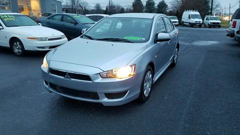2011 Mitsubishi Lancer for sale at A & D Auto Group LLC in Carlisle PA