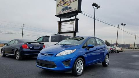 2011 Ford Fiesta for sale at A & D Auto Group LLC in Carlisle PA