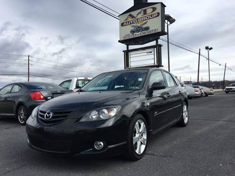 2004 Mazda MAZDA3 for sale at A & D Auto Group LLC in Carlisle PA