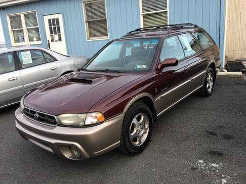 1999 Subaru Legacy for sale at A & D Auto Group LLC in Carlisle PA
