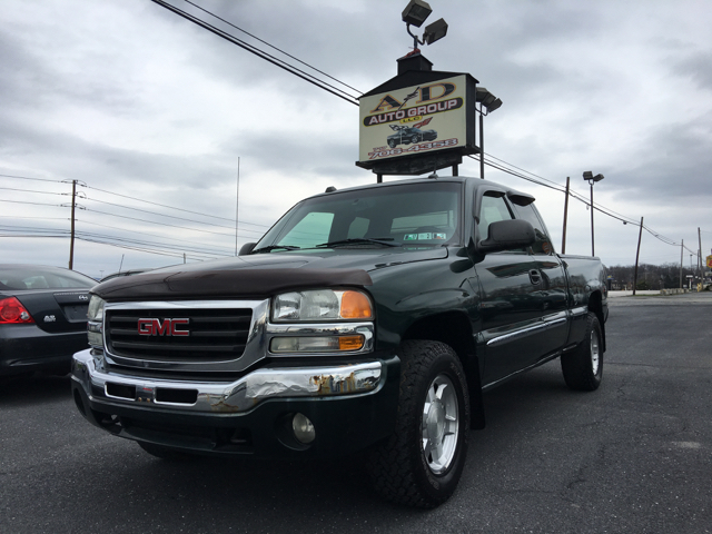 2004 GMC Sierra 1500 for sale at A & D Auto Group LLC in Carlisle PA
