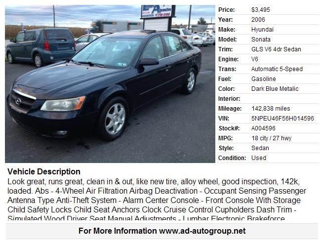A U0026 D Auto Group LLC