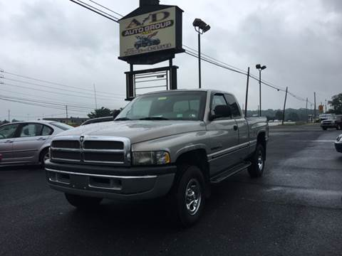 2000 Dodge Ram Pickup 1500 for sale at A & D Auto Group LLC in Carlisle PA