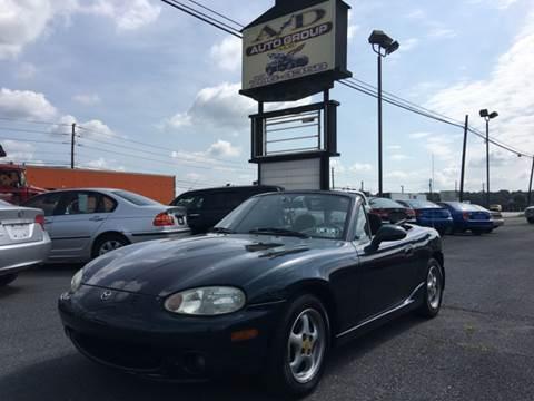 1999 Mazda MX-5 Miata for sale at A & D Auto Group LLC in Carlisle PA