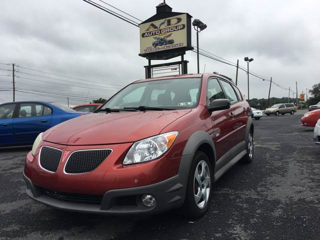 2007 Pontiac Vibe for sale at A & D Auto Group LLC in Carlisle PA