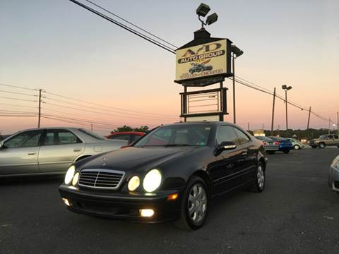 2001 Mercedes-Benz CLK for sale in Carlisle, PA