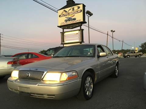 2005 Mercury Grand Marquis for sale at A & D Auto Group LLC in Carlisle PA