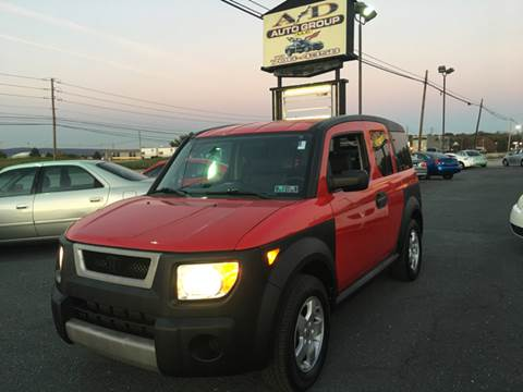 2005 Honda Element for sale at A & D Auto Group LLC in Carlisle PA