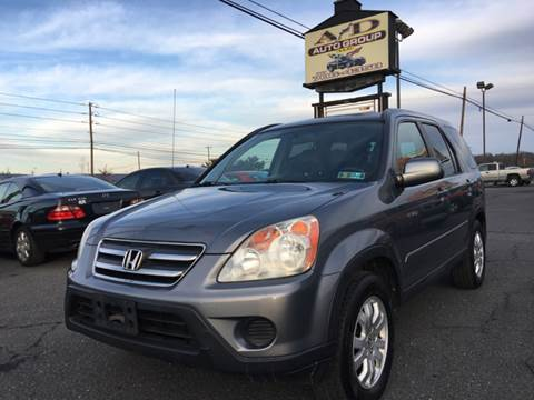 2005 Honda CR-V for sale at A & D Auto Group LLC in Carlisle PA