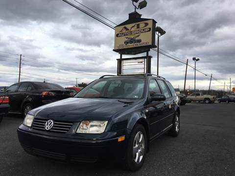 2005 Volkswagen Jetta for sale at A & D Auto Group LLC in Carlisle PA