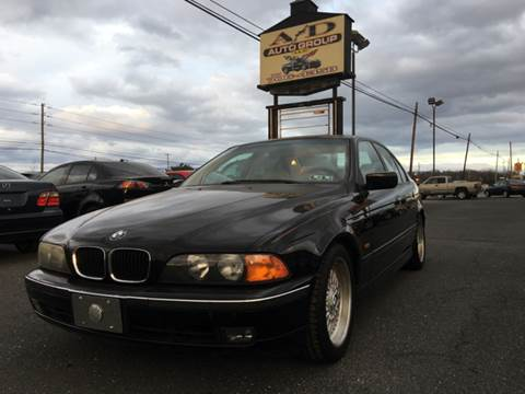 1998 BMW 5 Series for sale at A & D Auto Group LLC in Carlisle PA