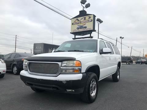 2001 GMC Yukon XL for sale at A & D Auto Group LLC in Carlisle PA
