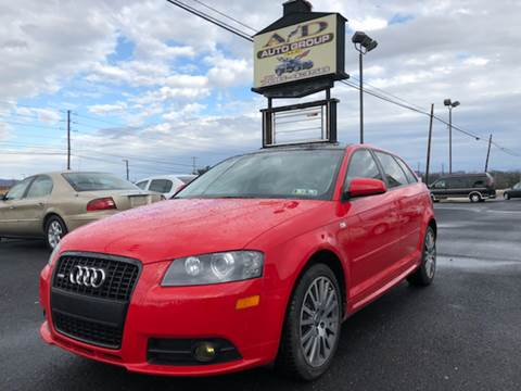 2008 Audi A3 for sale at A & D Auto Group LLC in Carlisle PA
