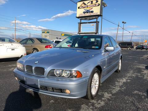 2003 BMW 5 Series for sale at A & D Auto Group LLC in Carlisle PA