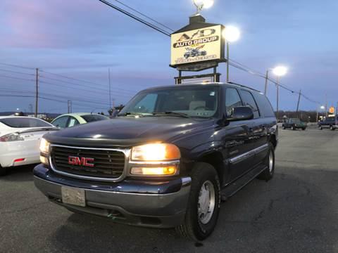 2000 GMC Yukon XL for sale at A & D Auto Group LLC in Carlisle PA