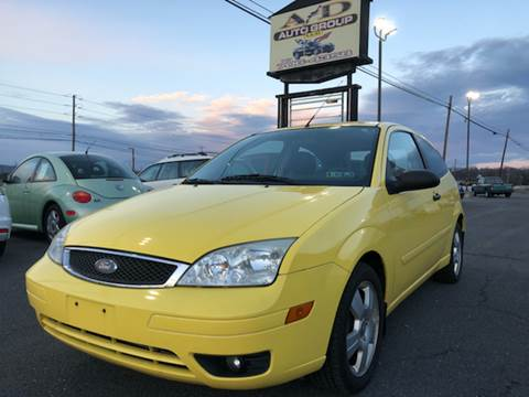 2005 Ford Focus for sale at A & D Auto Group LLC in Carlisle PA