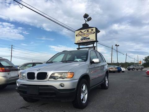 2003 BMW X5 for sale at A & D Auto Group LLC in Carlisle PA
