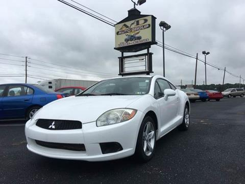 2009 Mitsubishi Eclipse for sale at A & D Auto Group LLC in Carlisle PA