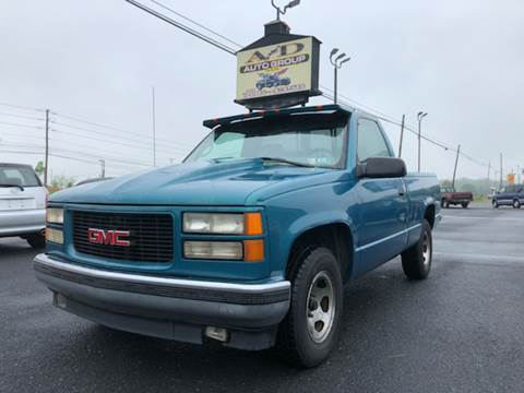 1997 GMC Sierra 1500 for sale at A & D Auto Group LLC in Carlisle PA