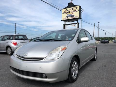 2005 Toyota Prius for sale at A & D Auto Group LLC in Carlisle PA