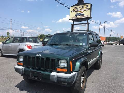 1999 Jeep Cherokee for sale at A & D Auto Group LLC in Carlisle PA