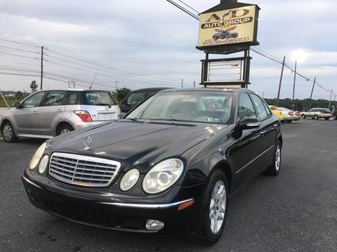 2003 Mercedes-Benz E-Class for sale at A & D Auto Group LLC in Carlisle PA