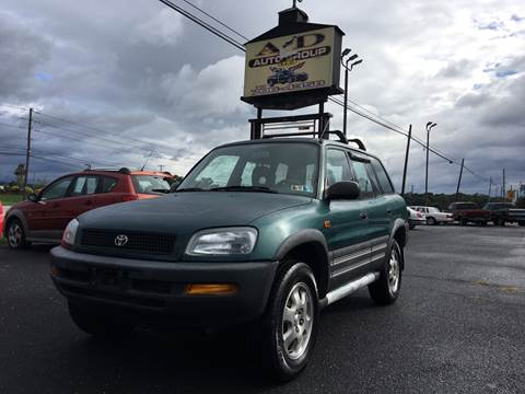 Used 1996 Toyota Rav4 For Sale In New Jersey Carsforsale