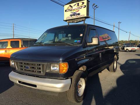 2003 Ford E-Series Cargo for sale in Carlisle, PA