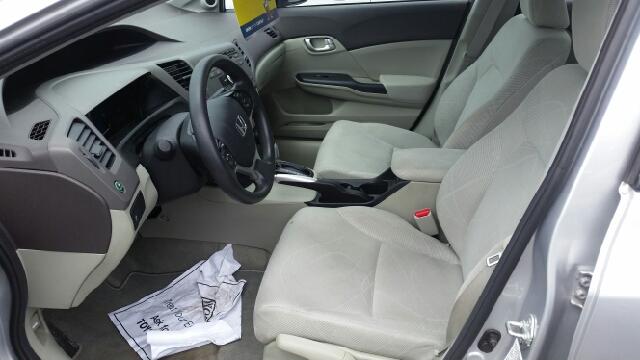 2012 Honda Civic EX 4dr Sedan - Somerset MA