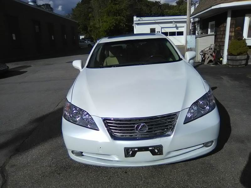 2008 Lexus ES 350 4dr Sedan - Somerset MA