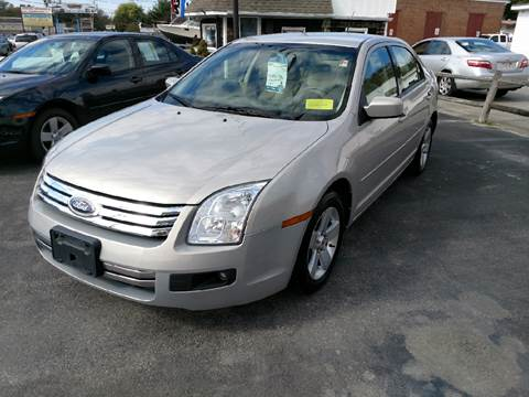 2009 Ford Fusion for sale in Somerset, MA