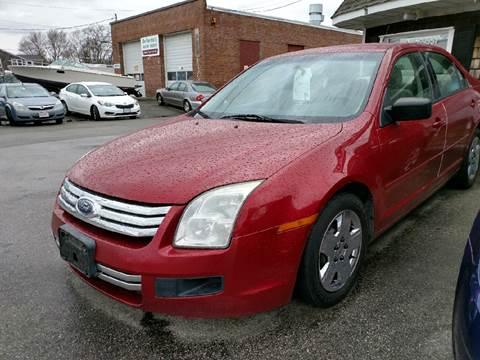 Ford Fusion For Sale Carsforsalecom - 2007 fusion
