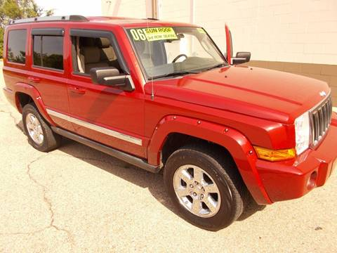 2006 Jeep Commander for sale in New Lebanon, OH