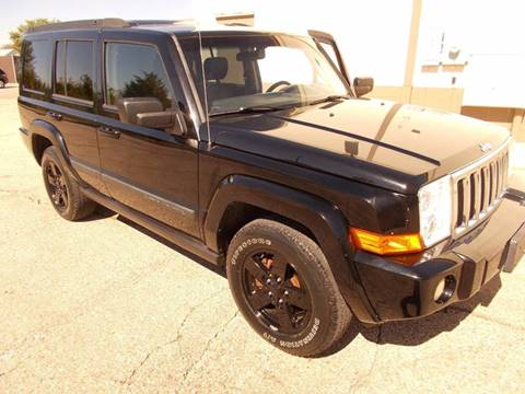 2008 Jeep Commander for sale in New Lebanon, OH