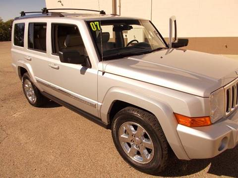 2007 Jeep Commander for sale in New Lebanon, OH