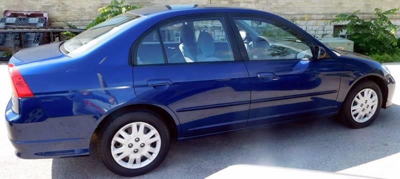 2005 Honda Civic LX 4dr Sedan - Waukesha WI