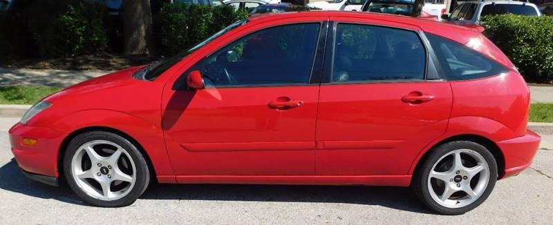 2003 Ford Focus SVT SVT 4dr Hatchback - Waukesha WI