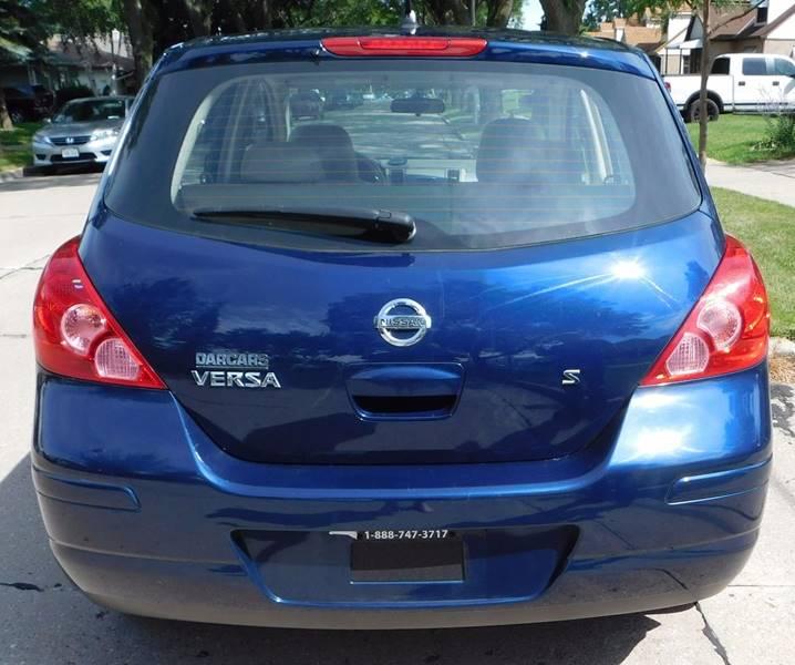 2007 Nissan Versa 1.8 S
