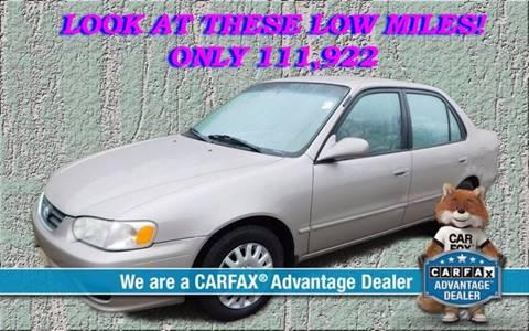 2001 Toyota Corolla for sale in Waukesha, WI