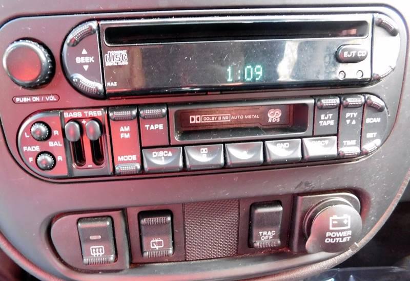 2003 Chrysler PT Cruiser Limited Edition