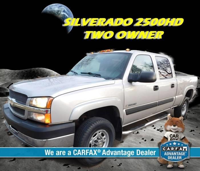 2004 Chevrolet Silverado 2500HD LS