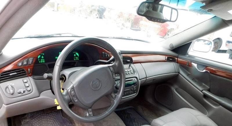2005 Cadillac DeVille Livery Fleet