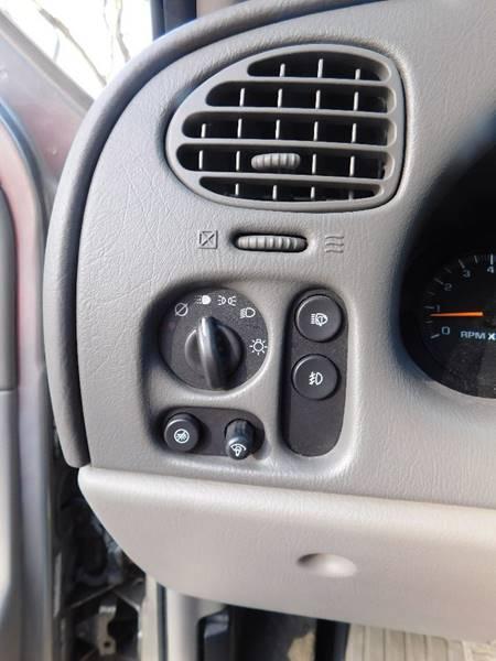 2003 Chevrolet TrailBlazer LT