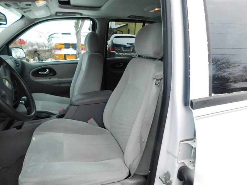 2008 Chevrolet TrailBlazer LT1
