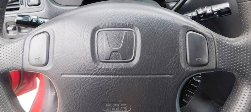 2001 Honda CR-V EX