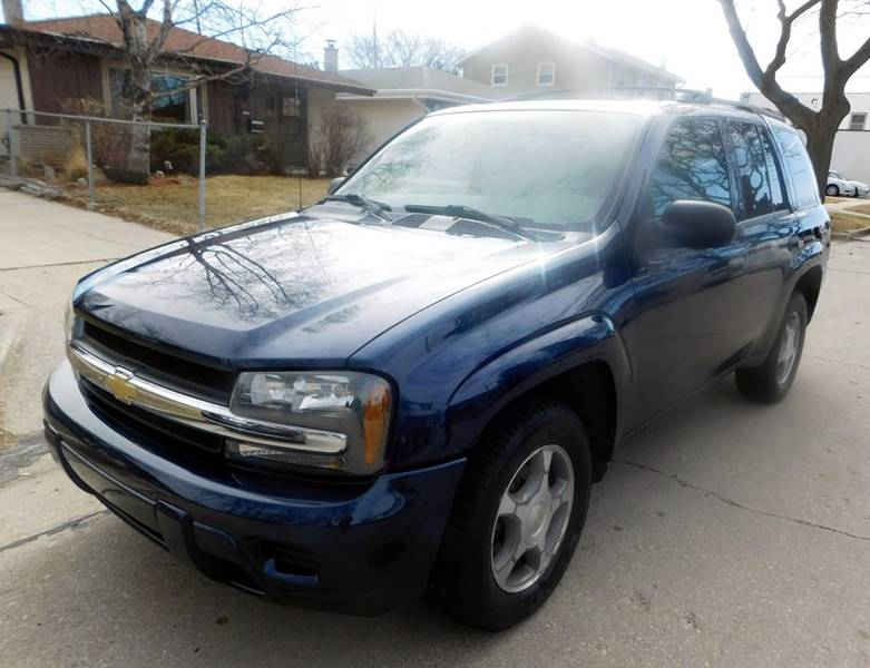 2007 Chevrolet TrailBlazer LS